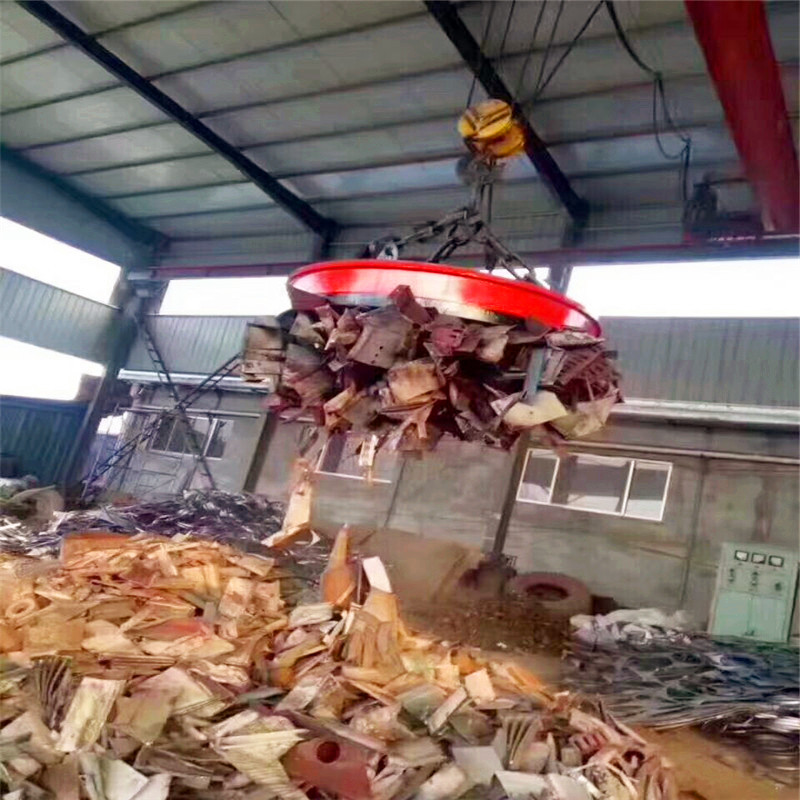 山东行车吸盘 厂家生产 1.5米行车吸盘 1.65米行车电磁吸盘 龙门吊吸盘 行车吸盘