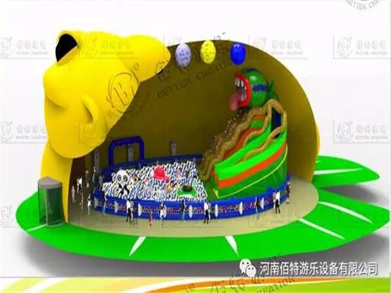 郑州金蟾海洋球乐园设备厂家