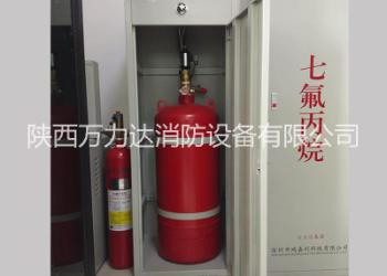 柜式七烷灭火装置图片
