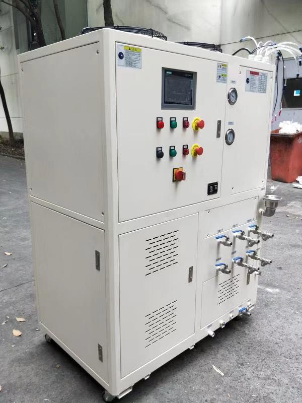 电动汽车恒温恒压恒流冷水机   汽车电池测试冷水机 新能源电动汽车电池测试冷水机 电动汽车电池测试冷热一体冷水机