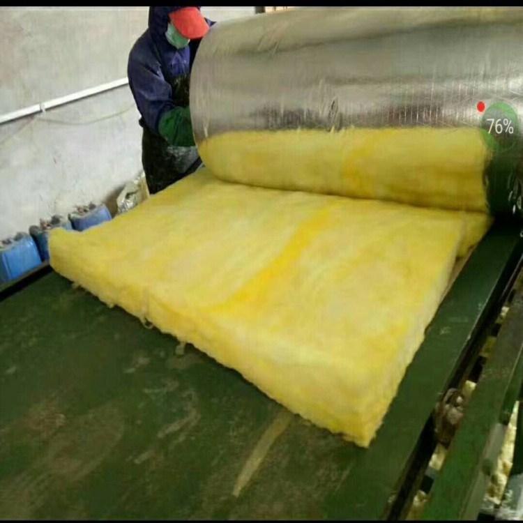 辽宁玻璃棉墙体吸音板 5公分 超细玻璃棉纤维毡 环保玻璃棉板
