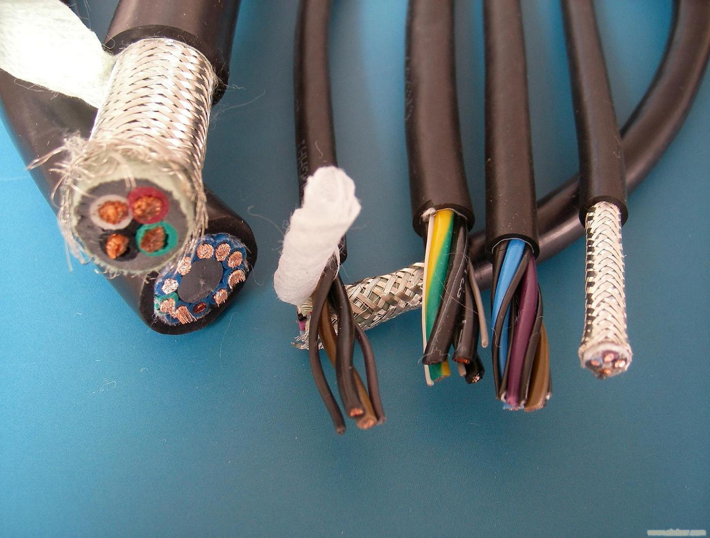 江苏科盟 机械手专用电缆 TRVV TRVVP TRVVSP  数控车床机械手电缆