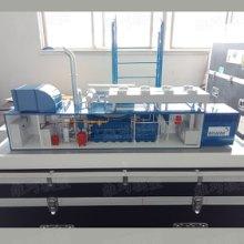 模型定制内燃机发电机模型发电厂图片