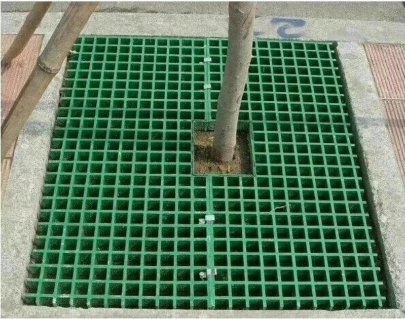 沟盖钢格板图片/沟盖钢格板样板图 (4)
