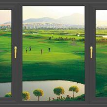 佛山铝门窗厂_断桥铝门窗价格 定制平开窗品牌 铝合金门窗公司批发