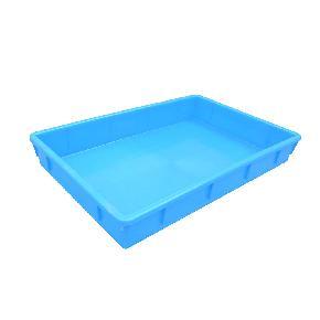 1号塑料方盘托盘保定塑料盒