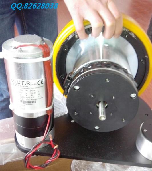 意大利CFR驱动轮 进口品牌之一 MRT05 卧式舵机