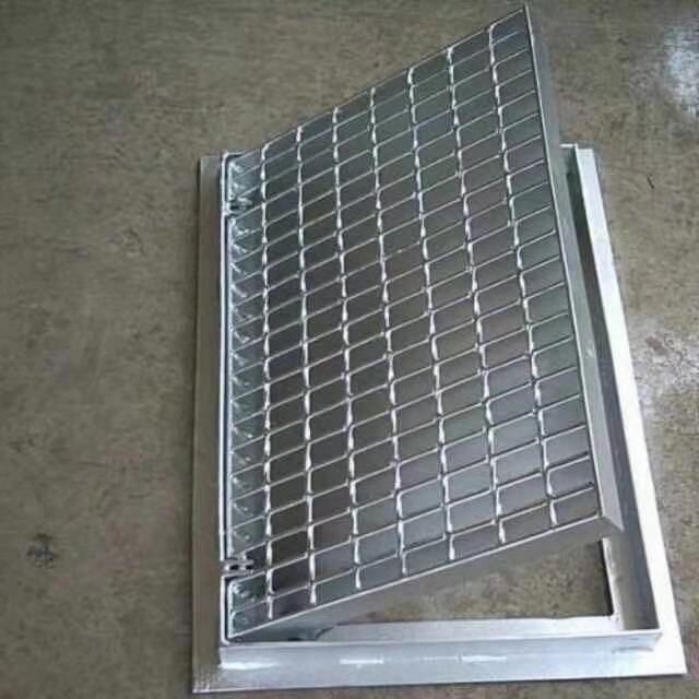 踏步钢格板图片/踏步钢格板样板图 (2)
