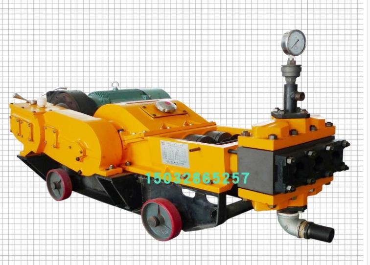 3SNS/200三缸活塞泵 注浆泵 灰浆泵 灌浆机 压力灌浆 3SNS注浆泵