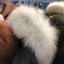 精致女装批发冬大毛领羽绒服品牌折扣一手货源批发批发