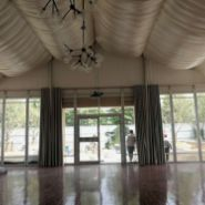玻璃幕墙透明篷房图片
