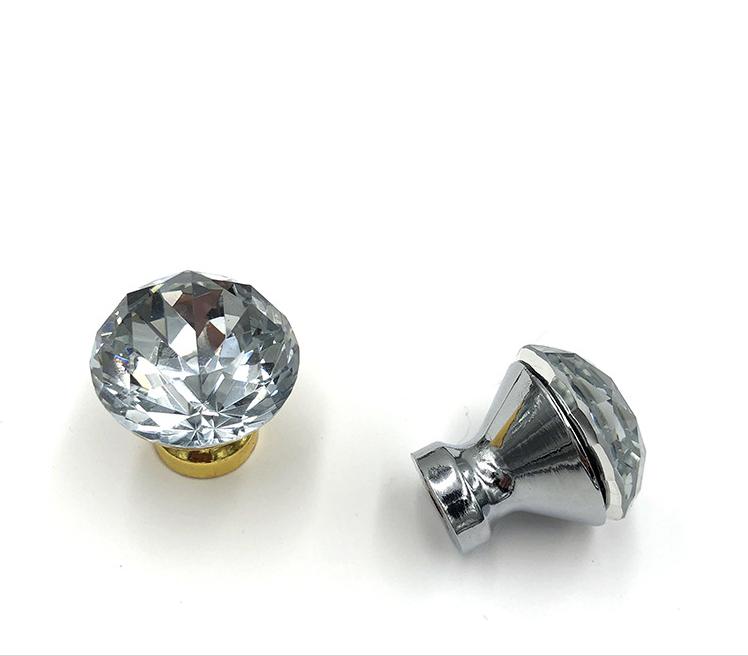 温州水晶橱柜拉手