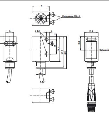 德国进口倍加福反射板型光电开关图片/德国进口倍加福反射板型光电开关样板图 (4)