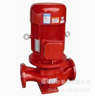 福建消防新规CCCF一对一消防泵带AB签30L/s 100口径系列喷淋泵