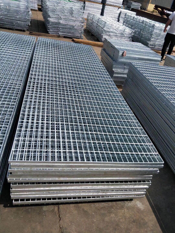 镀锌格栅板图片/镀锌格栅板样板图 (2)