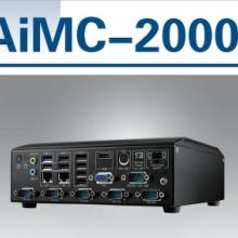 研华迷你嵌入式工控机AIMC-2000J双显示整机图片