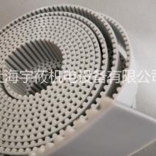 聚氨酯开口带HTD8M钢丝同步带   聚氨酯同步带供应商图片