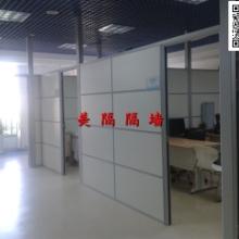 深圳美隔雙面免漆板式隔斷圖片