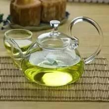 玻璃茶壶    耐高温环保玻璃高把壶批发