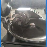 山东浦锐厂家 不锈钢斩拌机 20小型斩拌机