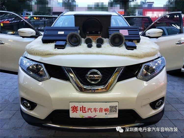 宝马系专车专用音响 新迈腾音响改装多少钱 2018新迈腾12丹拿音响