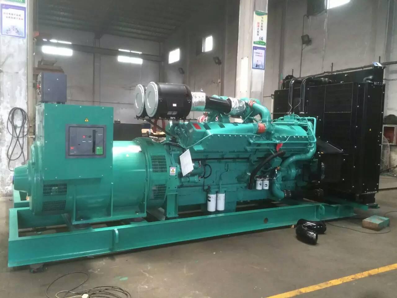 珠海大型静音发电机出租