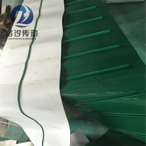 上海市pvc群边输送带加导条厂家_...