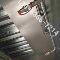厨房自动灭火装置安装改造