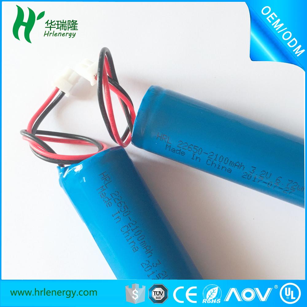 22650磷酸铁锂电池