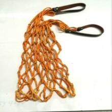 纯手工编织网兜定制 手提麻绳购物 网袋精致 温州网袋批发