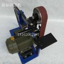 小型砂帶機 DIY砂帶機 電動拋光機 平面打磨機圖片