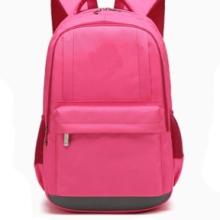 2018新品韩版印花双肩包女大容量中学生书包 牛津布书包定做 可加logo