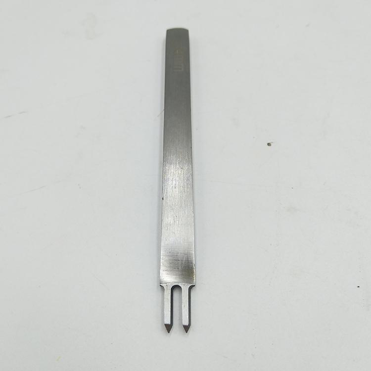 了解优质白钢菱斩的特点