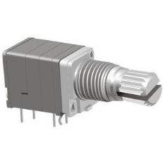 东莞厂家直销开关电位器 5脚电位器开关 矿灯电位器开关  097开关电位器