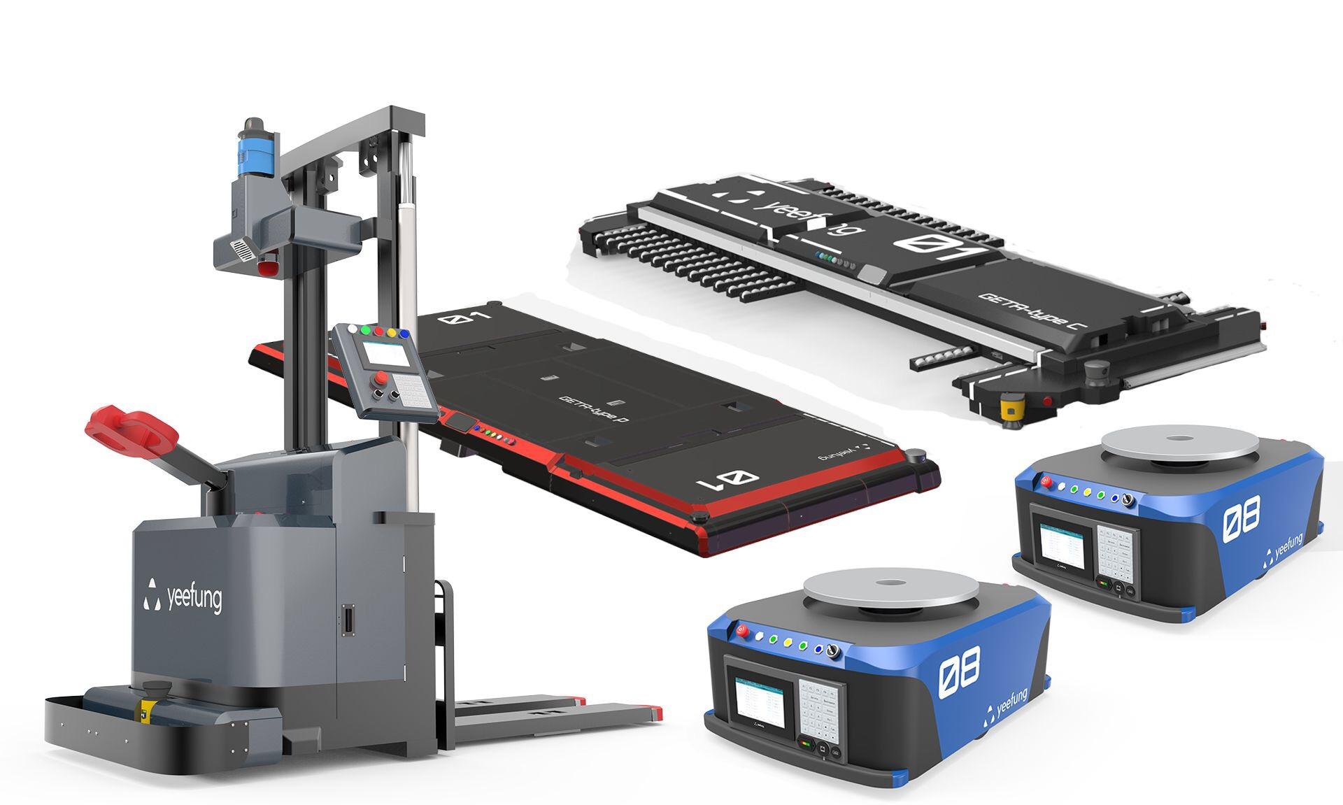 汽车agv激光导航系统 自然定位功能 BlueBotics品牌 ANT任务管理 瑞士品牌 ANT激光导航模块