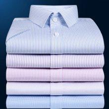 量身定制全棉免烫衬衫商务服装图片