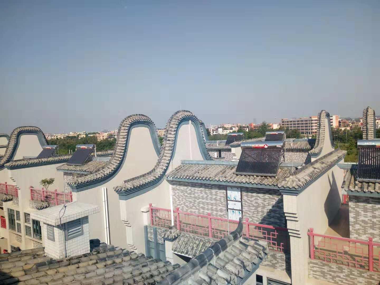 安置房太阳能热水器 广东热水工程哪家好 广东太阳能工程公司 专业安置太阳能热水工程