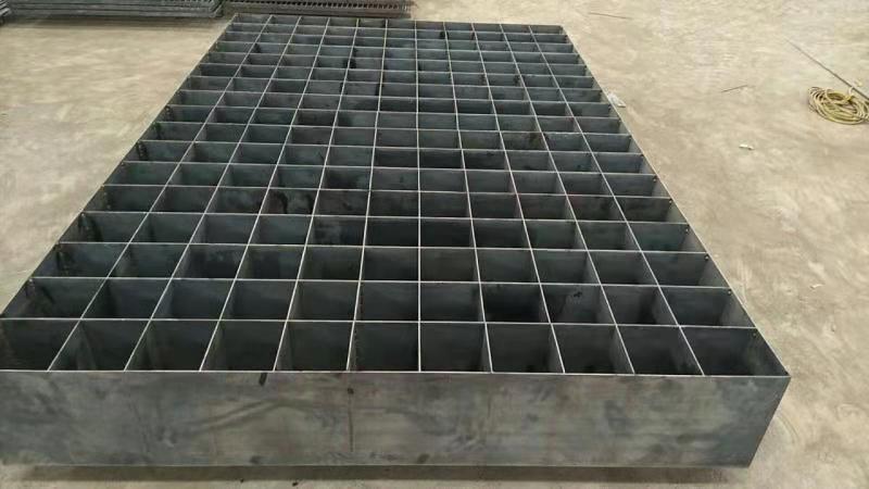 钢格板平台钢格板图片/钢格板平台钢格板样板图 (2)