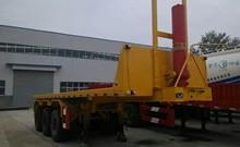 20英尺集装箱自卸挂车批发