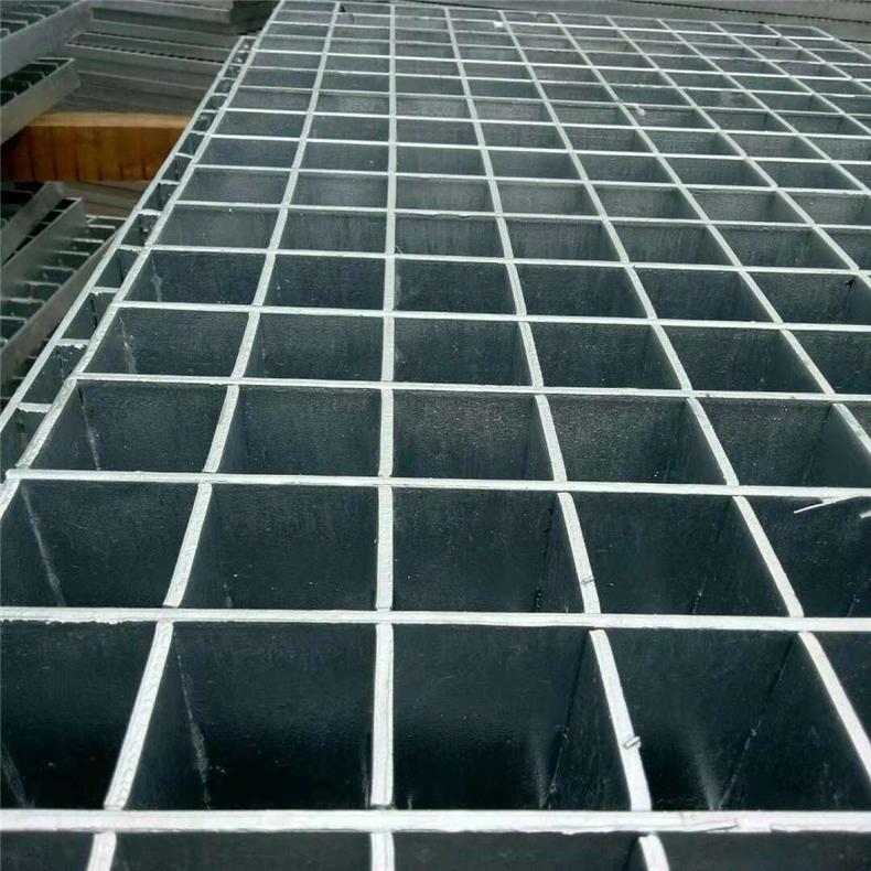 钢格板平台钢格板图片/钢格板平台钢格板样板图 (4)