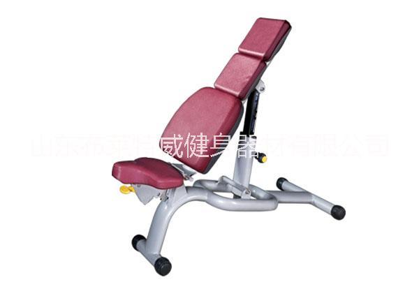 哑铃平凳 可调式腹板机,推肩椅