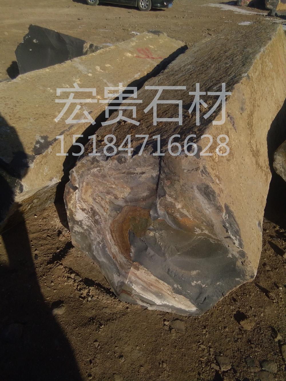 蒙古黑石材 光板线条方料厂家直销销售