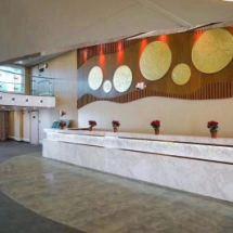木纹色面铝单板-热转印木纹铝单板厂家-广州市广京装饰有限公司