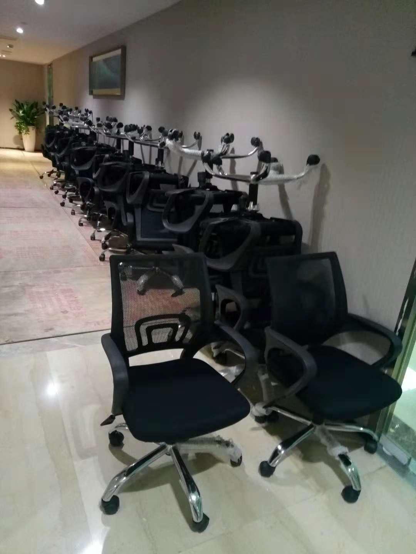 简约转椅 广东广州办公室电脑椅批发价格