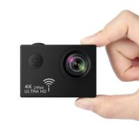 索尼运动相机4K高清防水防抖骑行头盔摄像机无线摩托车行车记录仪