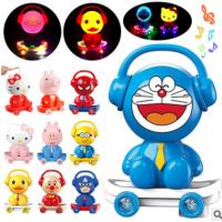 发光音乐手提玩具