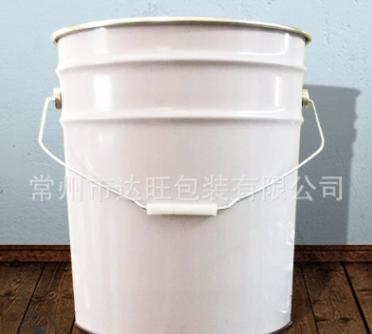 厂家直销供应 高品质 20升马口铁包装桶 加工铁桶可定制 批发