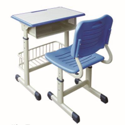供应塑料小学生课桌椅 塑料升降课桌椅  ABS课桌凳