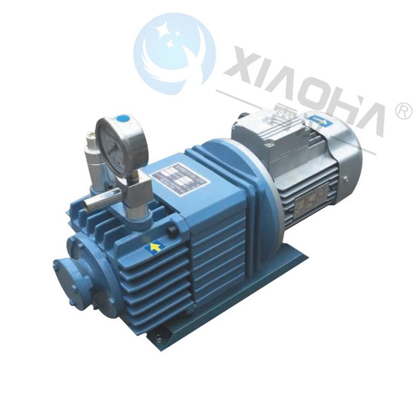 旋片式真空泵 无油旋片真空泵 旋片真空油泵 旋片真空泵 上海霄汉旋片式真空泵WYX/2XZ系列