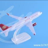 飞机模型空客A320吉祥航空图片
